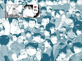 Roy Mustang wallpaper by emperial
