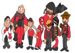 TF2 RED by Derede