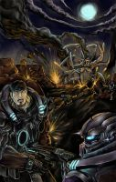Gears of war by RNZZZ