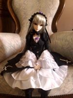 Suigintou BJD - Silent Beauty by AngyValentine