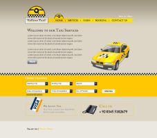 Yellow Taxi by bilalashrafmalik