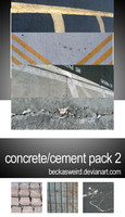 concrete_cement pack by beckasweird