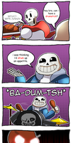 Undertale - Thanksgiving by Dragonith