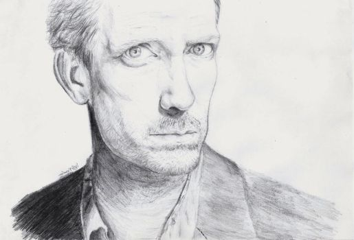 dr house by sitrinelloe