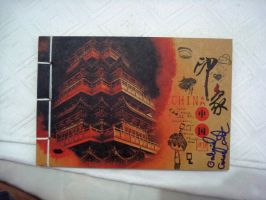 I got a notebook from China by GabrielCavalcante