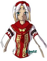 Ramee - White Mage by seena