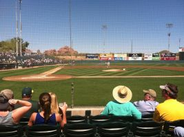 Phoenix Municipal Stadium by Baseballworld