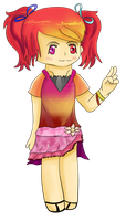 [Adoptable OPEN] 100 points by Aimare
