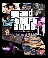 Grand Theft Audio by Corfield