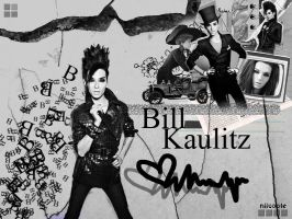 Bill Kaulitz Wallpaper BlendO6 by niicoole