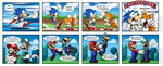 Olympic Rings: Bros. n Friends by thweatted