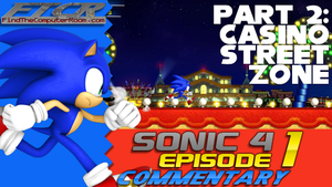 FTCR- Sonic The Hedgehog 4 pt2 by karto1989