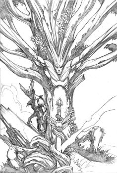 Tree of Souls by 9thRealm