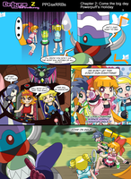 Onlyne Z: chap.2- Powerpuff holiday pag 7 by BiPinkBunny
