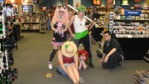 anime (cosplay) day at the mall pic: 10 by rinxbon666
