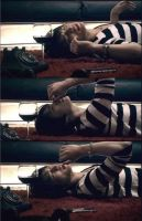 Jaejoong WrongNumber Filmstrip by Scarves-Are-Love