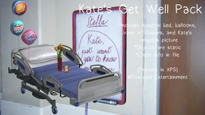 LiS - Kate's Get Well Pack by angelic-noir
