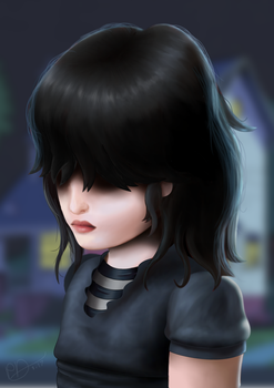 Lucy Loud by Reillyington86