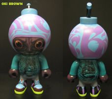 Oki-Brown by bagger043