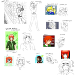 Improvement page by talentless-art