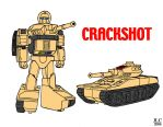 Crackshot by Jochimus