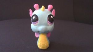 MLPS sea horse 2 by ColleensCritters