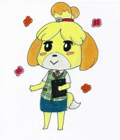 AC - Isabelle by Kireikage