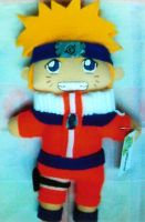 naruto-plushie by VioletLunchell