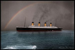 The Fairest Irish Maiden by RMS-OLYMPIC