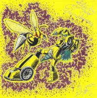 Flight of the Bumblebees by 2ninjabee2
