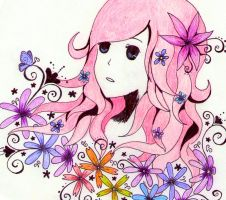 Flowers by ColoredColourPencils