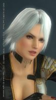 DEAD OR ALIVE 5 Last Round Christie52 by aponyan