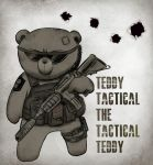 Teddy Tactical by KidKiller-KillerKid