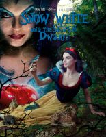 Snow White by Tim Burton by agustin09