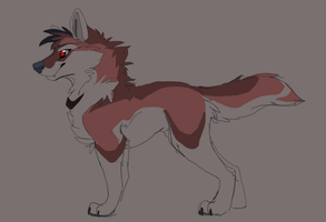 Wolf Design -RQ- by MBPanther