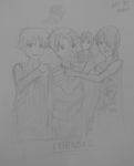Friends 2 (cover) by PBBMK