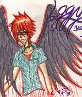 Iggy from Maximum Ride by Nach4ever