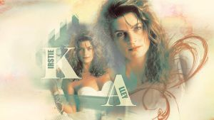 Kirstie Alley by miraradak
