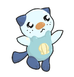 Oshawott by firedragon47