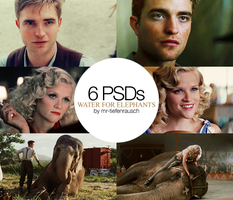 6 PSDs PACK - WFE by mr-tiefenrausch