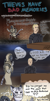 Skyrim - Thieves have bad memories by AliceKaninchenbau