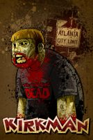 Kirkman. by Joey-Zero