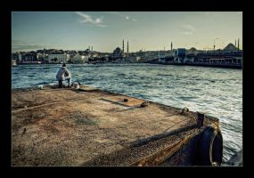 Being a Fisher in Karakoy by mutos