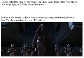 Disney CEO Slaughter by Star Wars Fans by Winter-Phantom