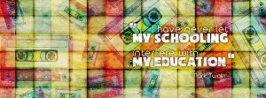 Schooling Timeline Cover by MysticEmma