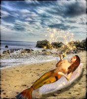 A Mermaid's Paradise by alexkarma