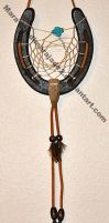 Horseshoe Dreamcatcher 22 by jedimarajade2
