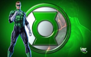 Green Lantern! by Superman8193