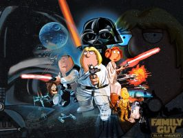 Family Guy: Blue Harvest by tonyrom