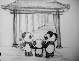 Panda's Story p.4 by MelodicInterval